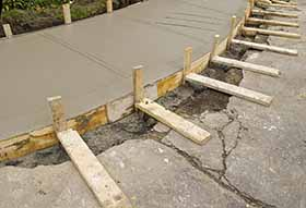 Concrete Sidewalks Louisville KY